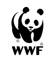 WWF logo key frame whitebackground